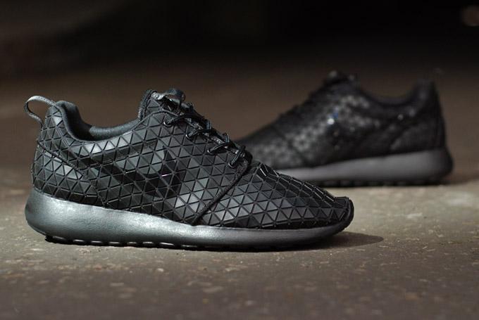 c83323b28e506 Nike Roshe Run QS Metric - Fresh Trax Design