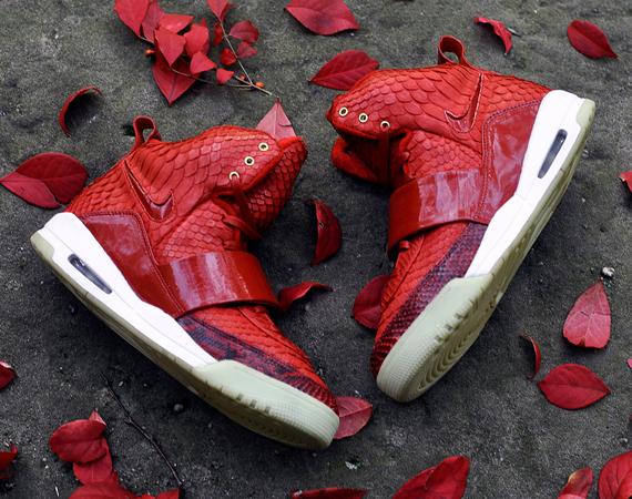 yeezy 1 red october